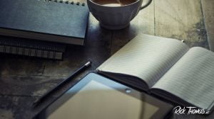 Two Reasons Why You Should Start Writing Today
