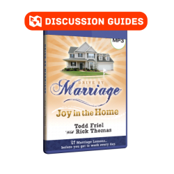 Drive By Marriage Discussion Guide