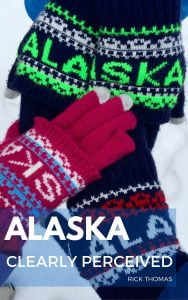 Book Cover Alaska Clearly Perceived