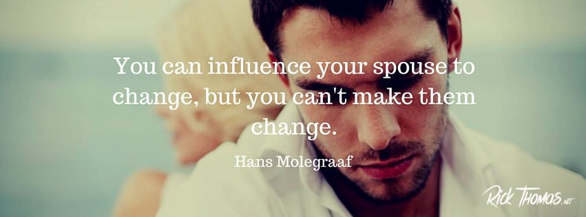 FB You can influence your spouse