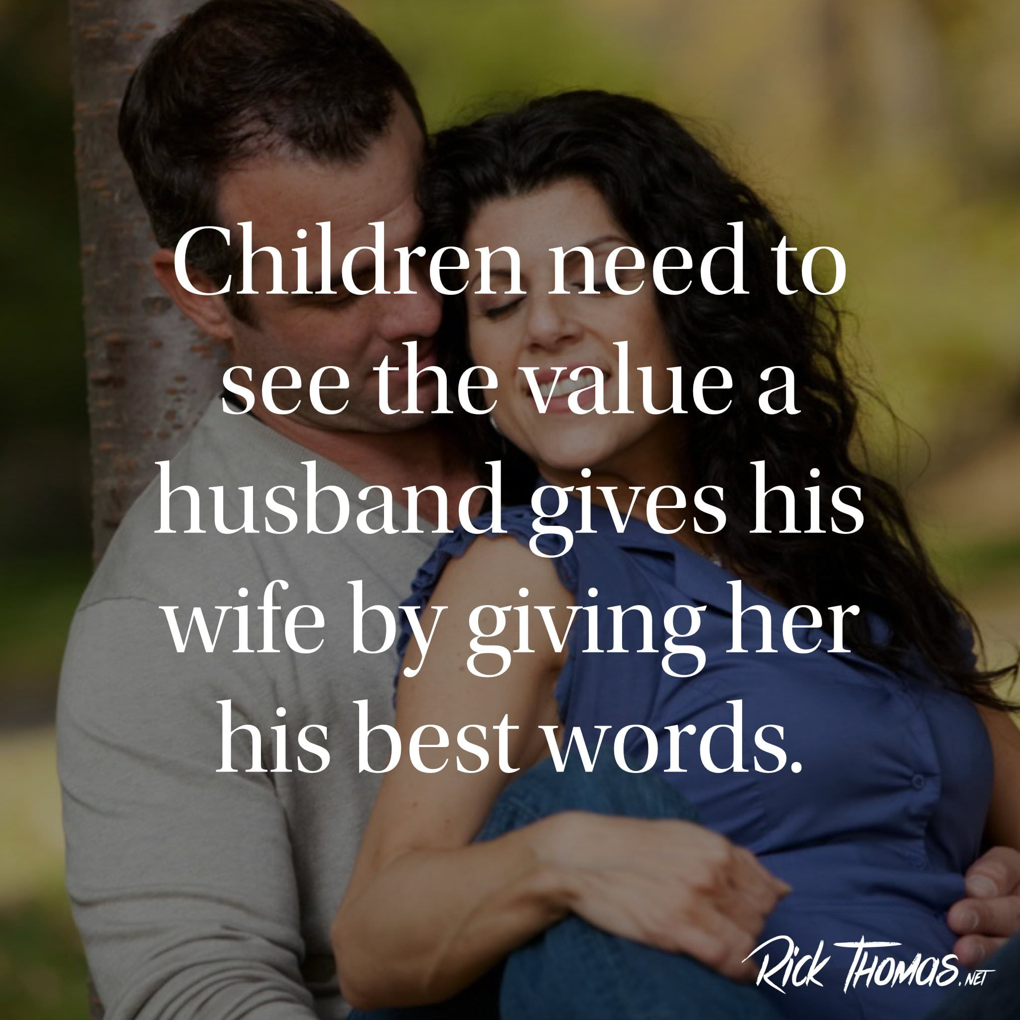 Children need to see the value INS.001