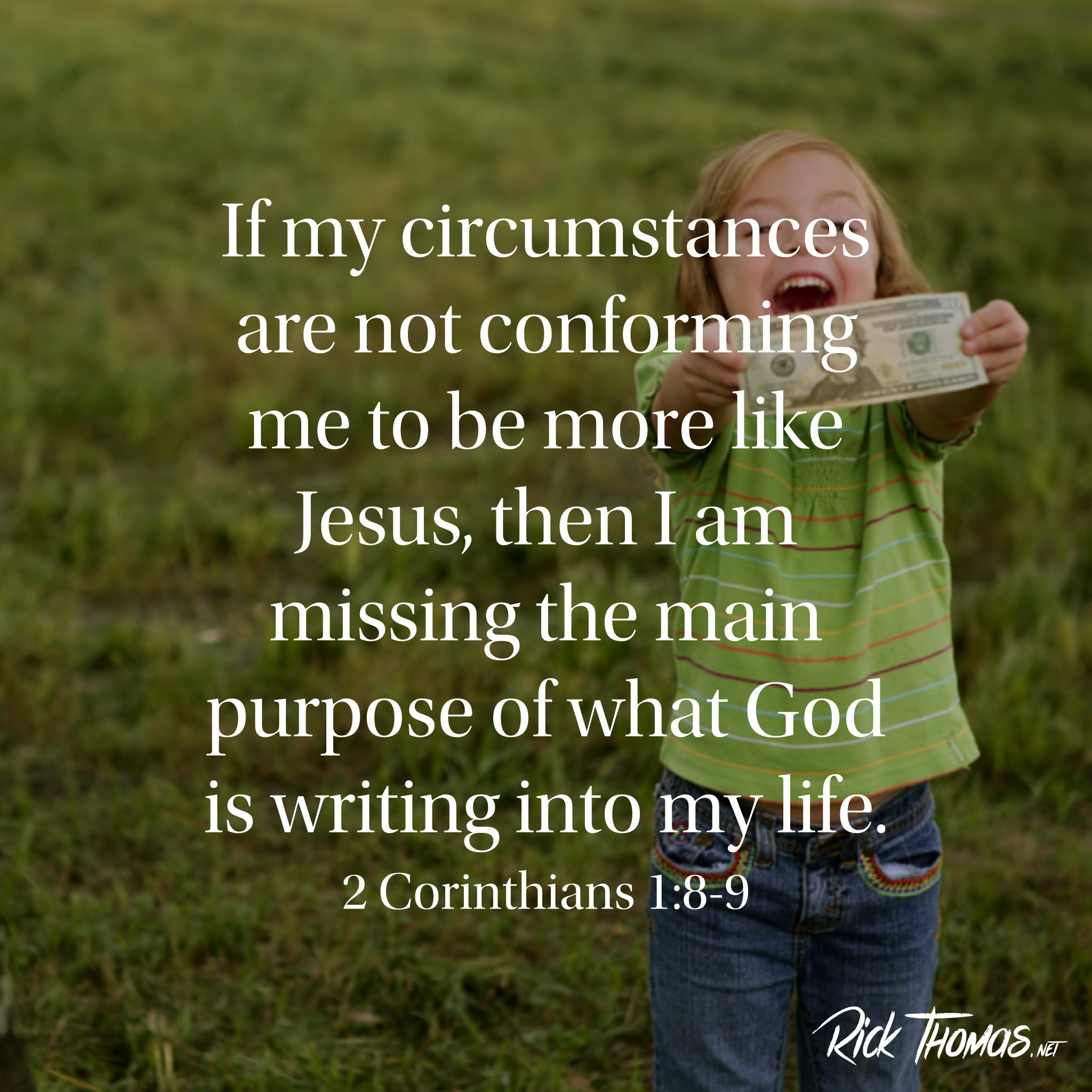 Conforming to Christ INS.001