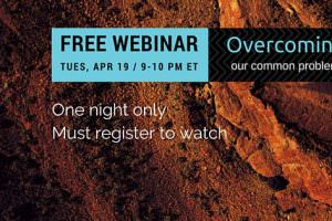 Overcoming Unbelief webinar