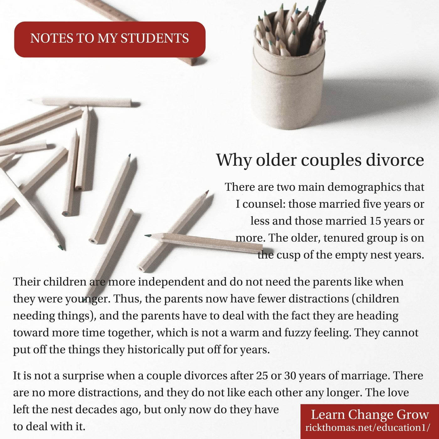NOTE_ Why older couples divorce