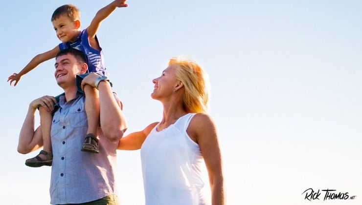 Parenting, Day 3 - Non-negotiable First Step to Build a Happy Home