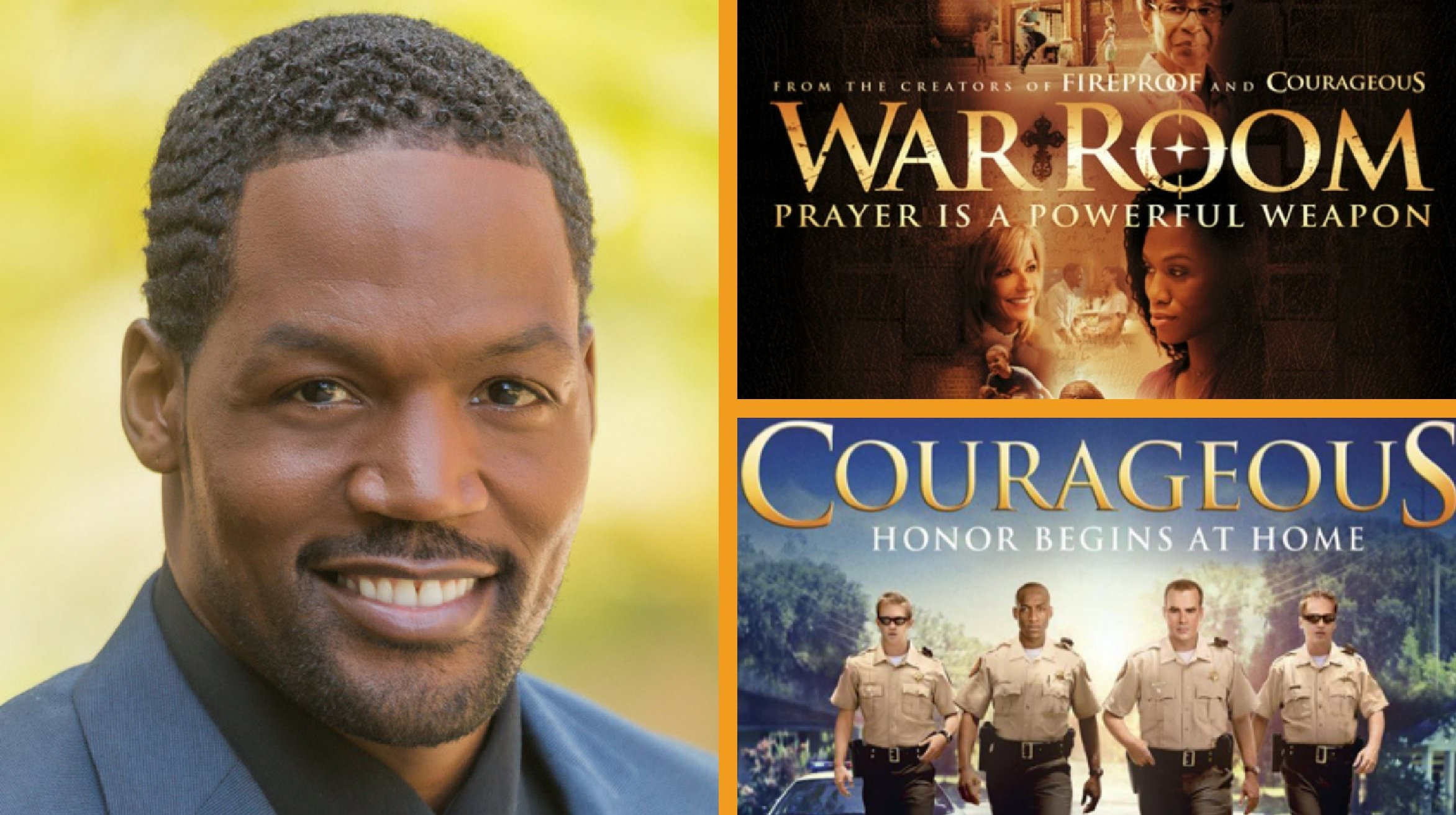 Interview T C Stallings Actor in Courageous and War Room