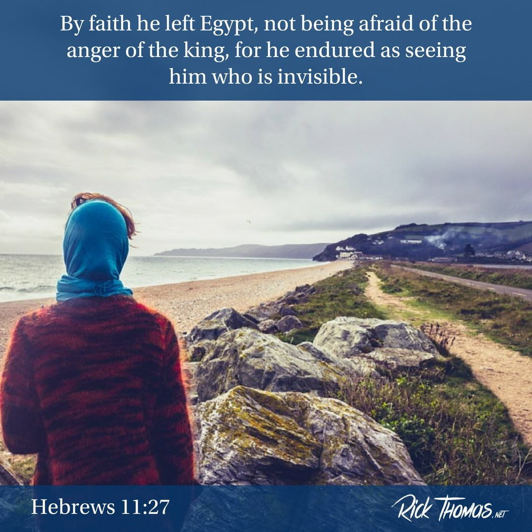 12 Verse of the Day Hebrews 11_27
