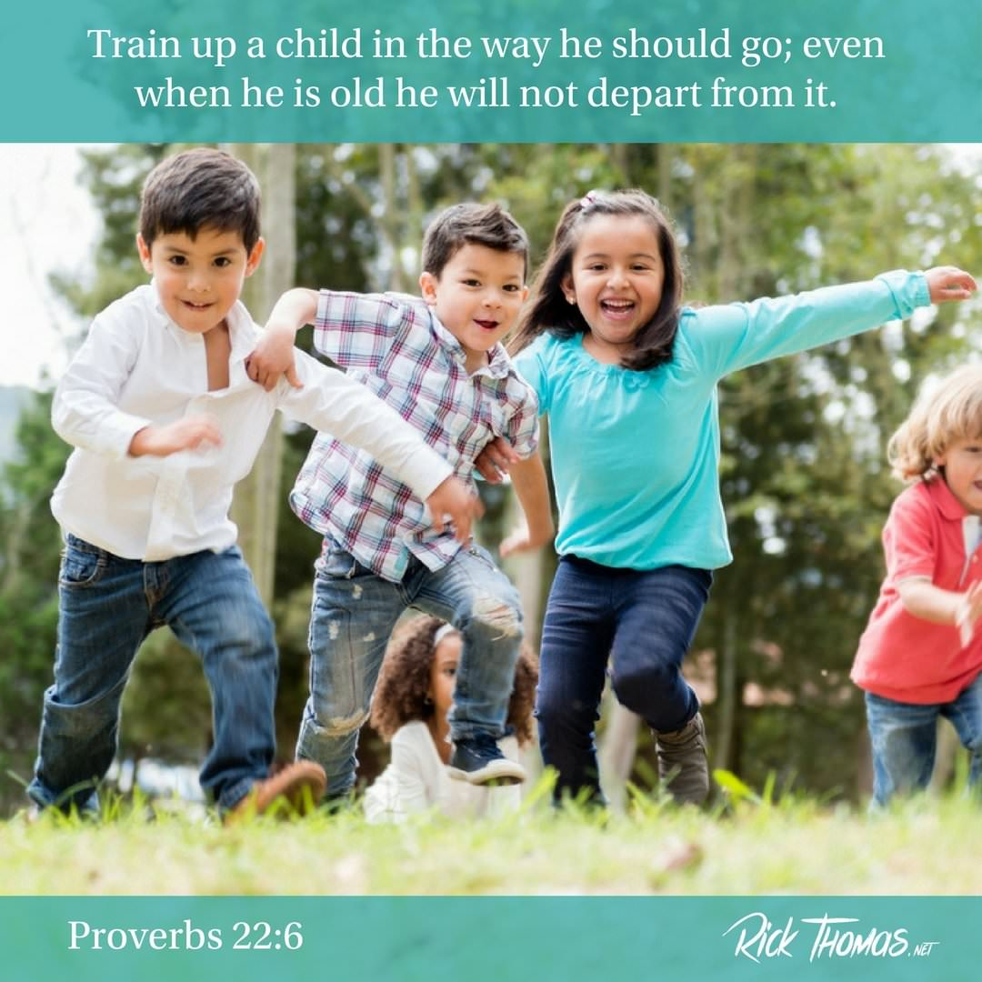 14 Verse of the Day Proverbs 22_6
