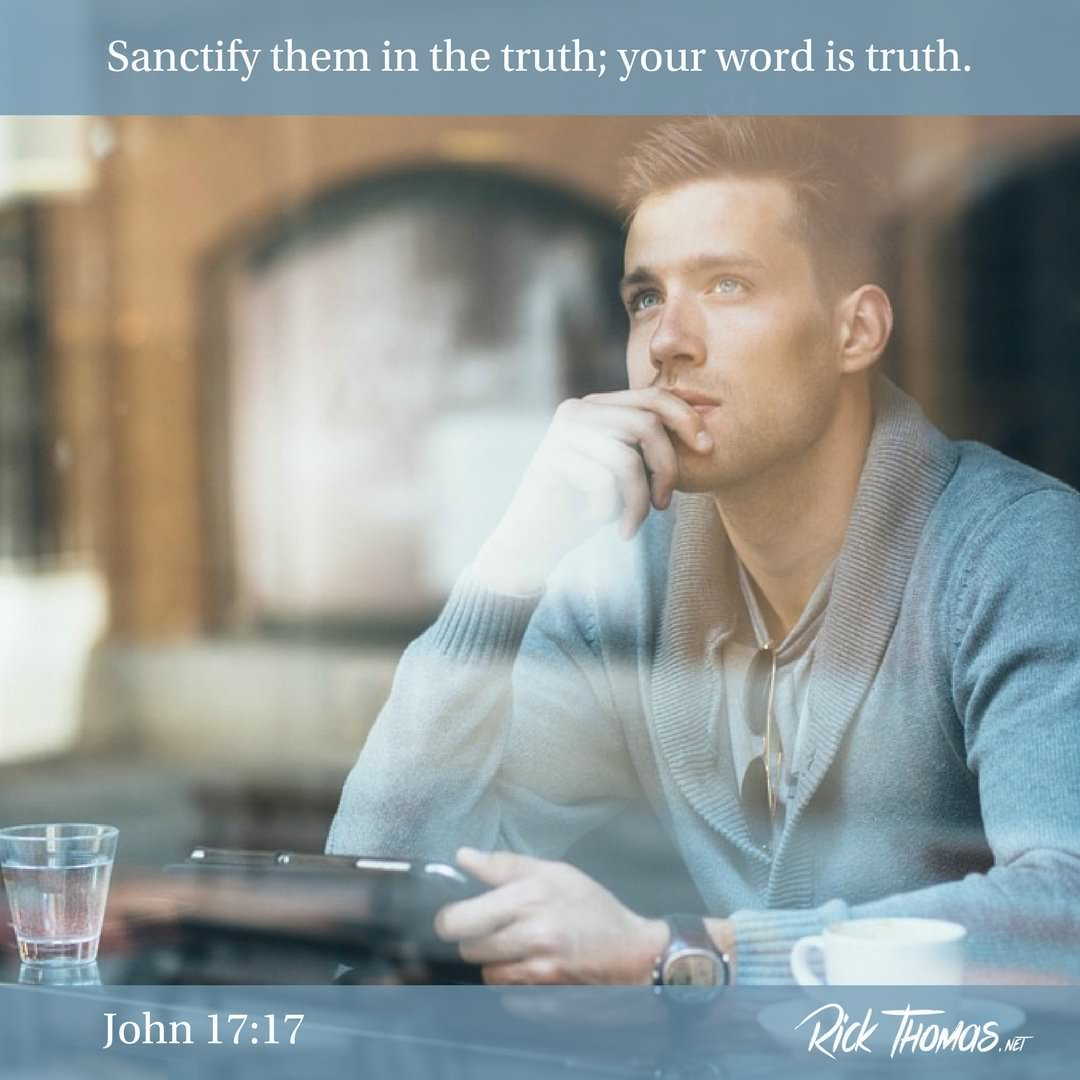 21 Verse of the Day John 17_17