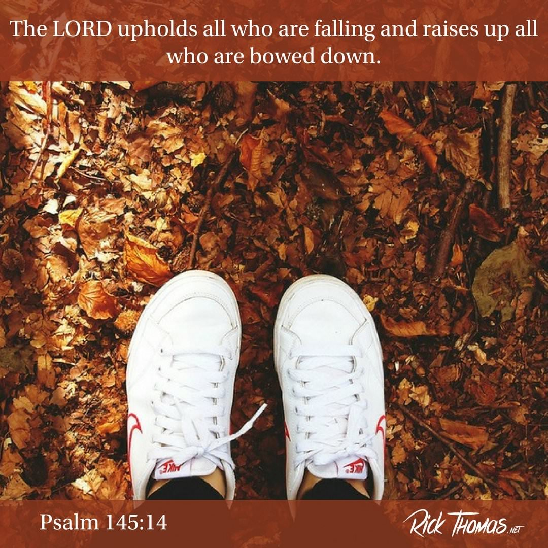 23 Verse of the Day Psalm 145_14