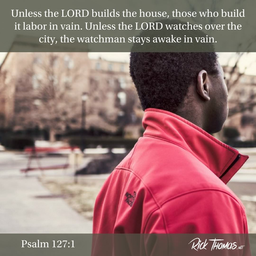 27 Verse of the Day Psalm 127_1