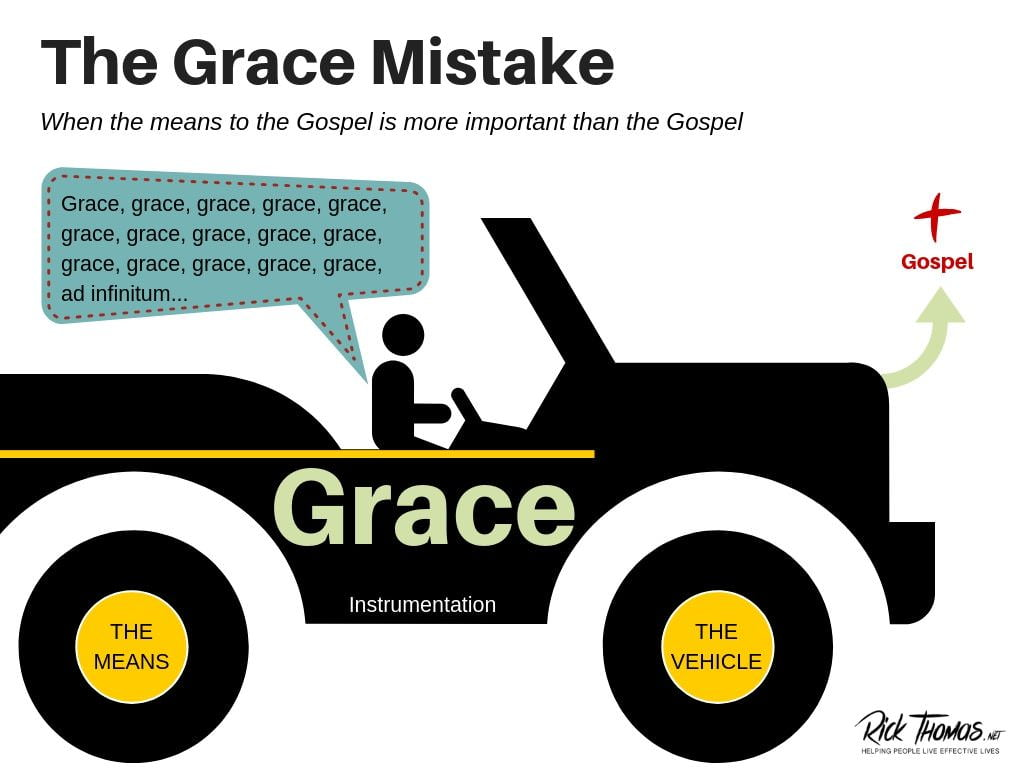 The Grace Mistake