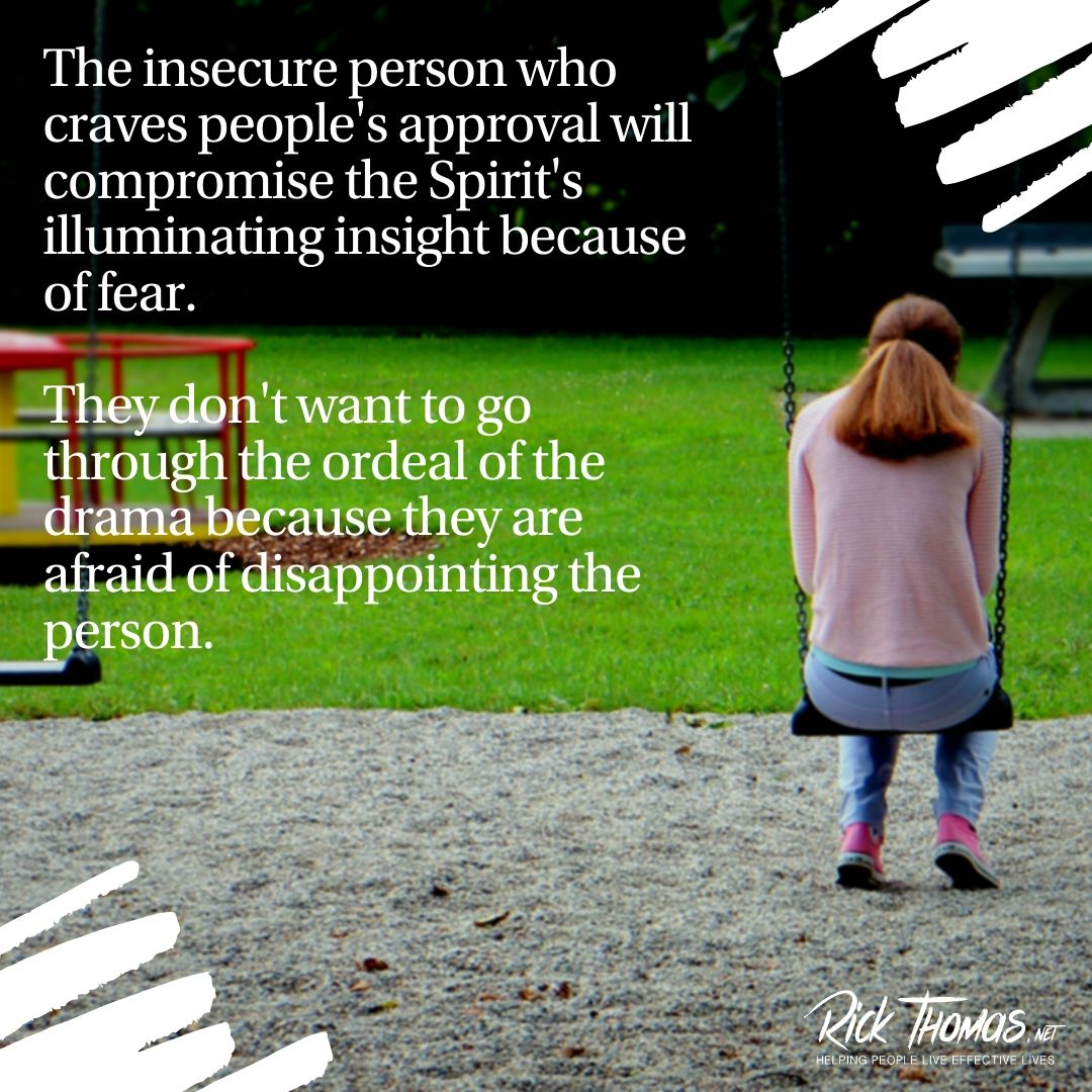 The Insecure Person