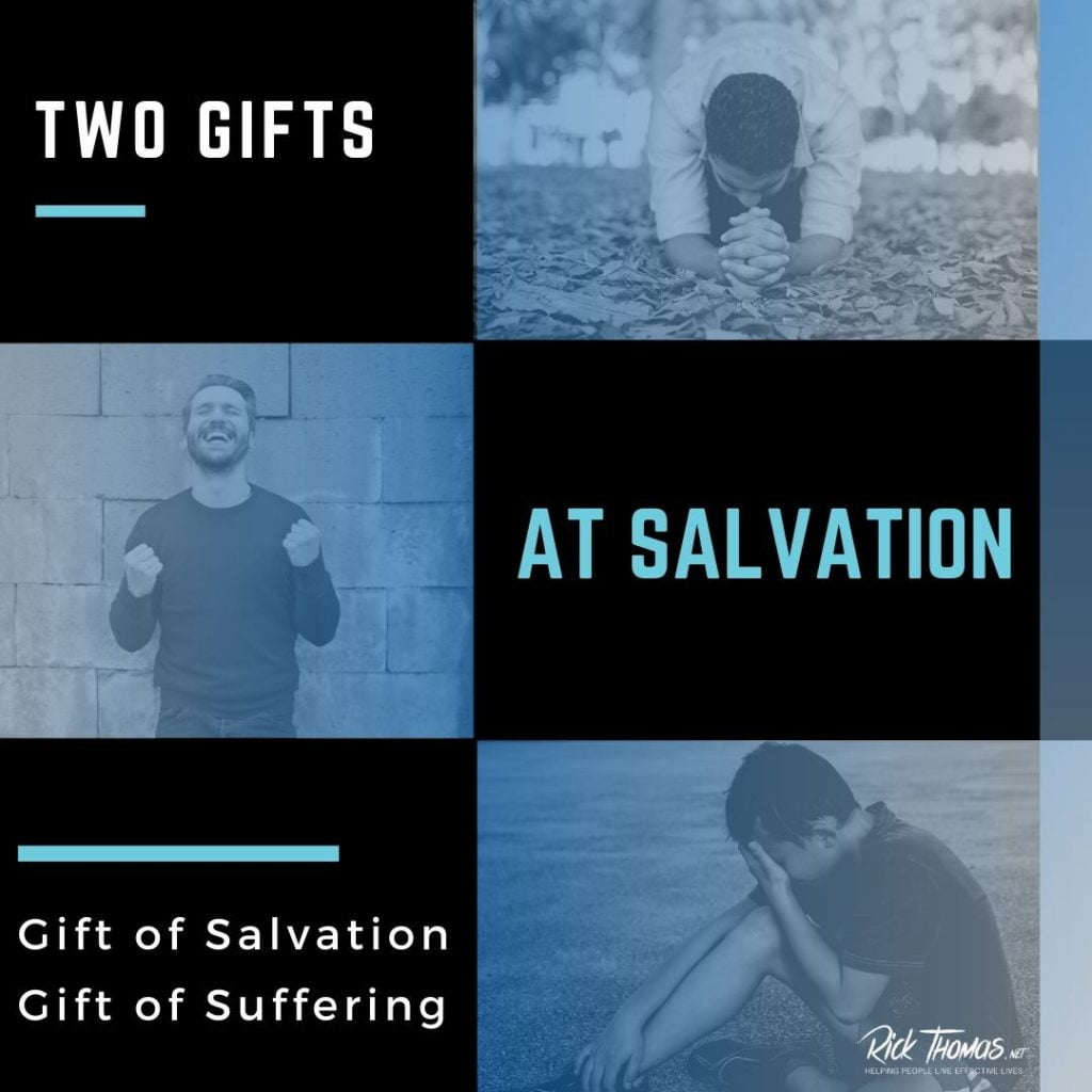Two Gifts at Salvation