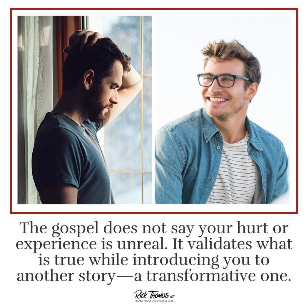 Gospel Gives New Story