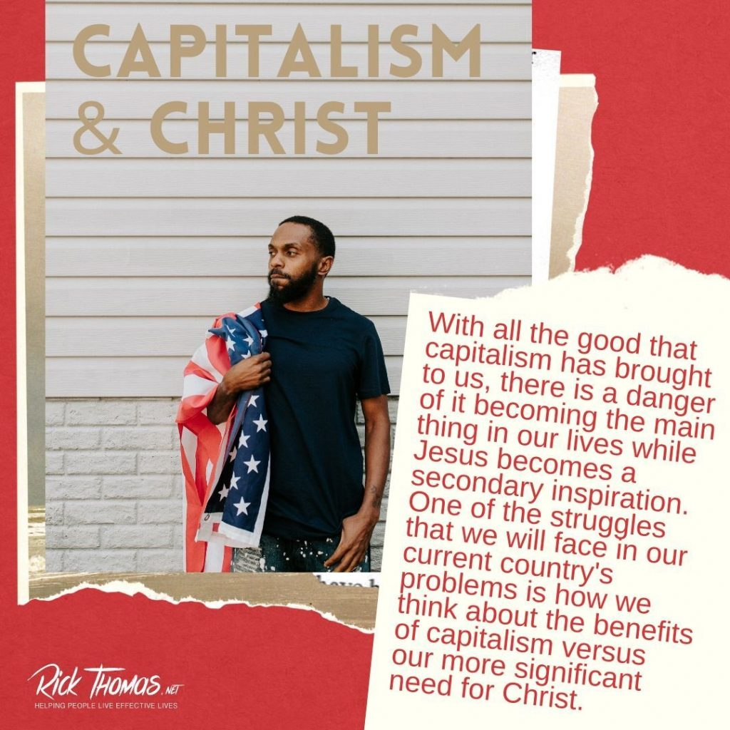 Capitalism and Christ