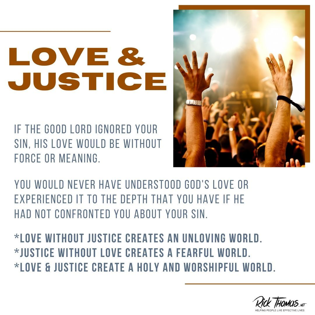 Love and Justice