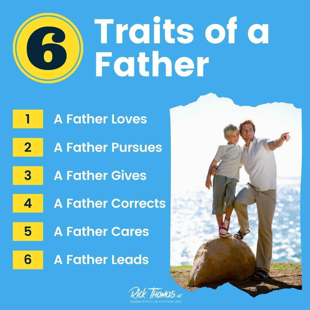 Traits of a Good Father