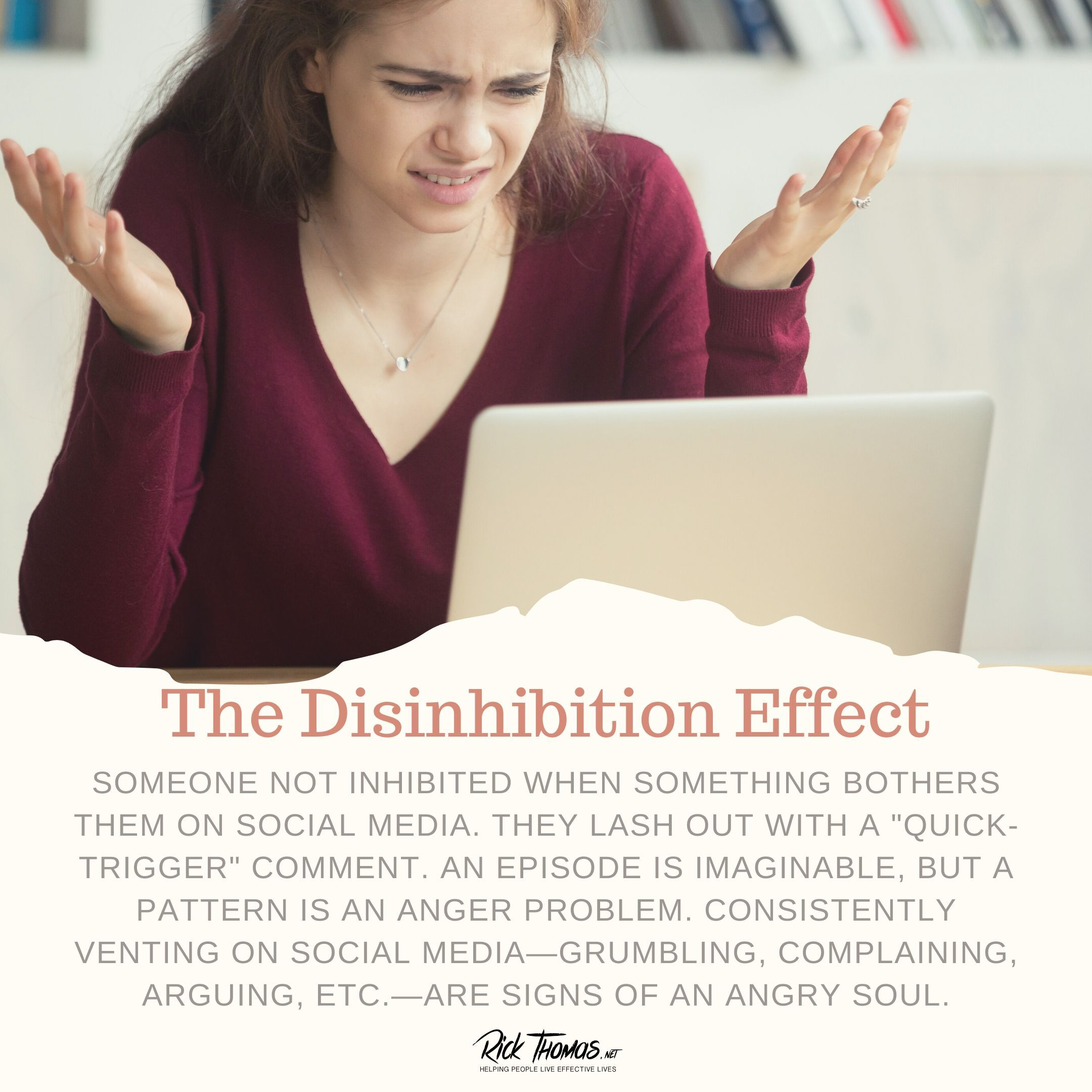 The Disinhibition Effect