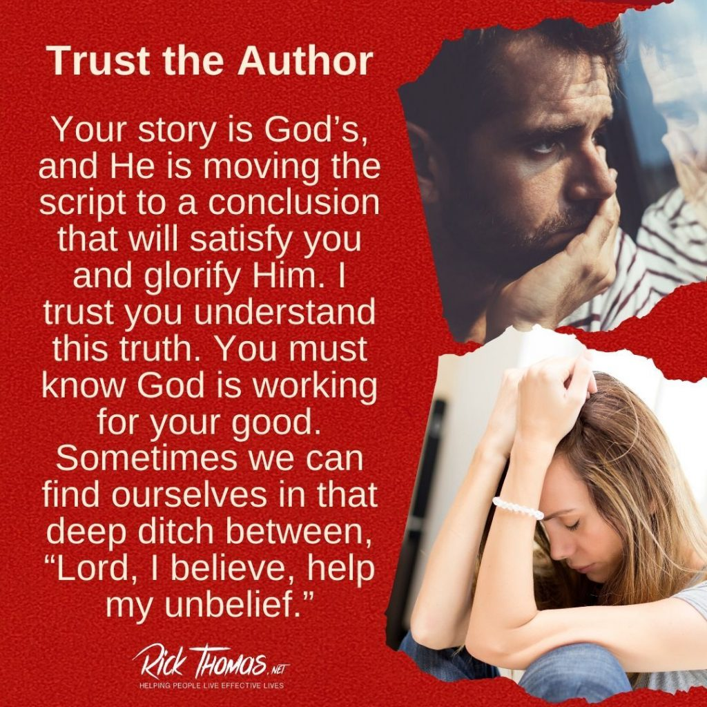 Trust the Author