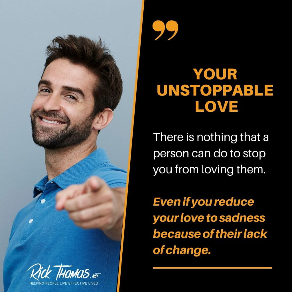 Your Unstoppable Love