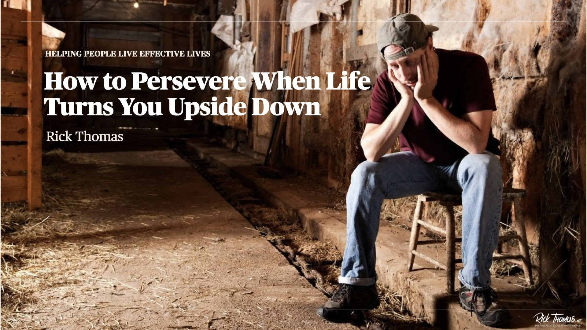 How to Persevere When Life Turns You Upside Down.001