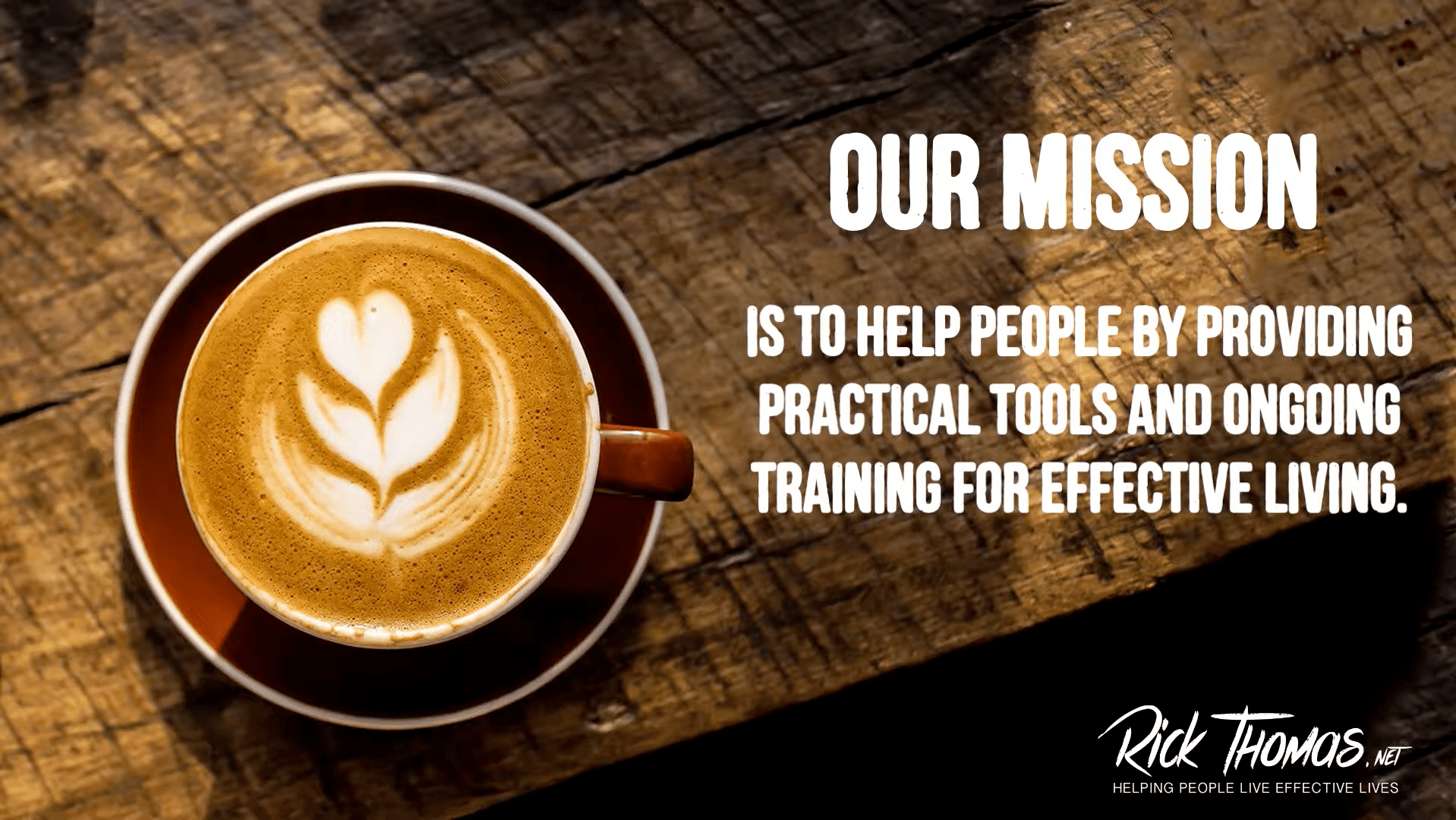 A Global Training Ministry