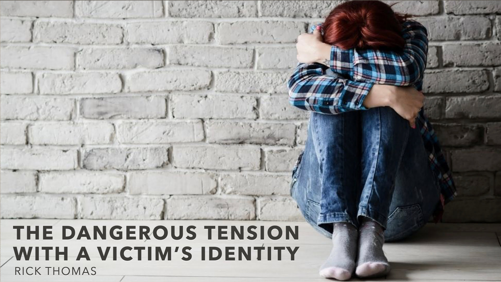 The Dangerous Tension with a Victim's Identity video pic.001