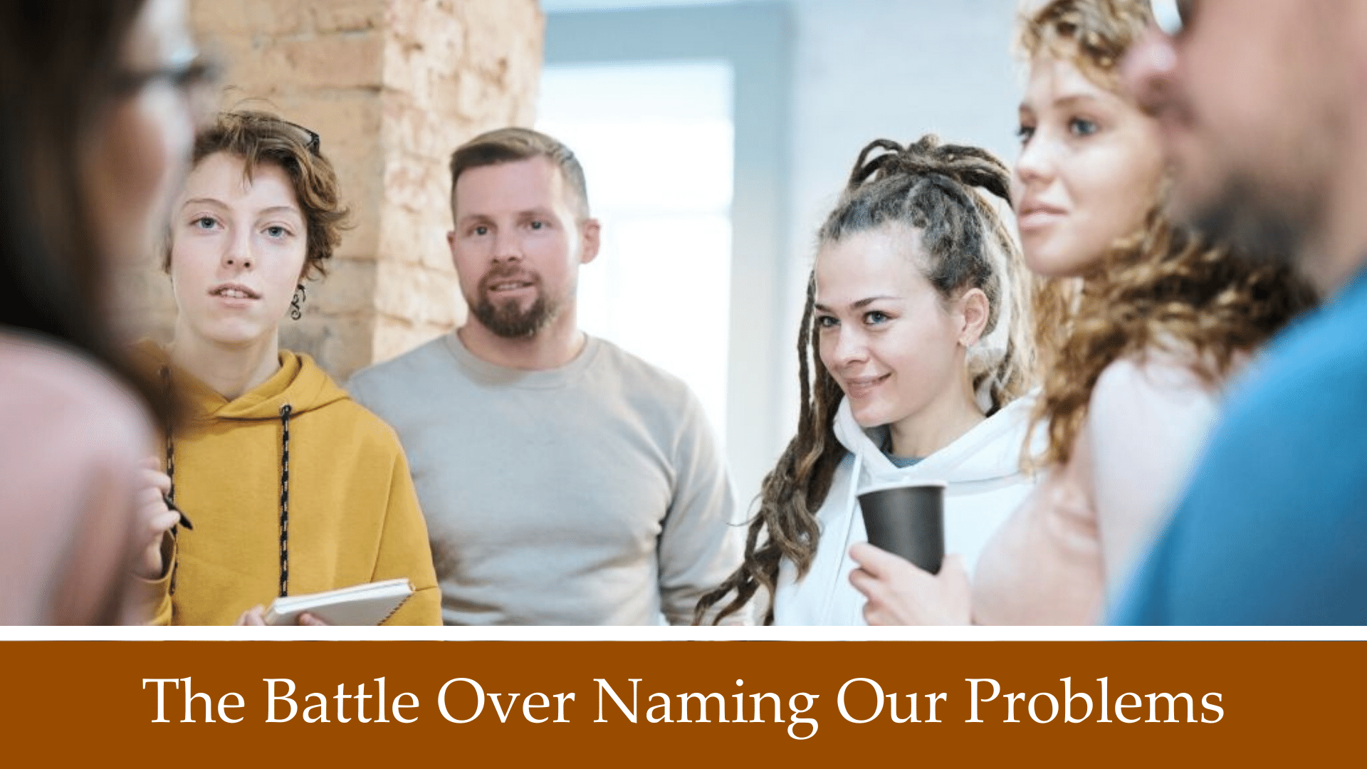 Video Channel MINDMAP – The Battle Over Naming Our Problems and Providing Answers
