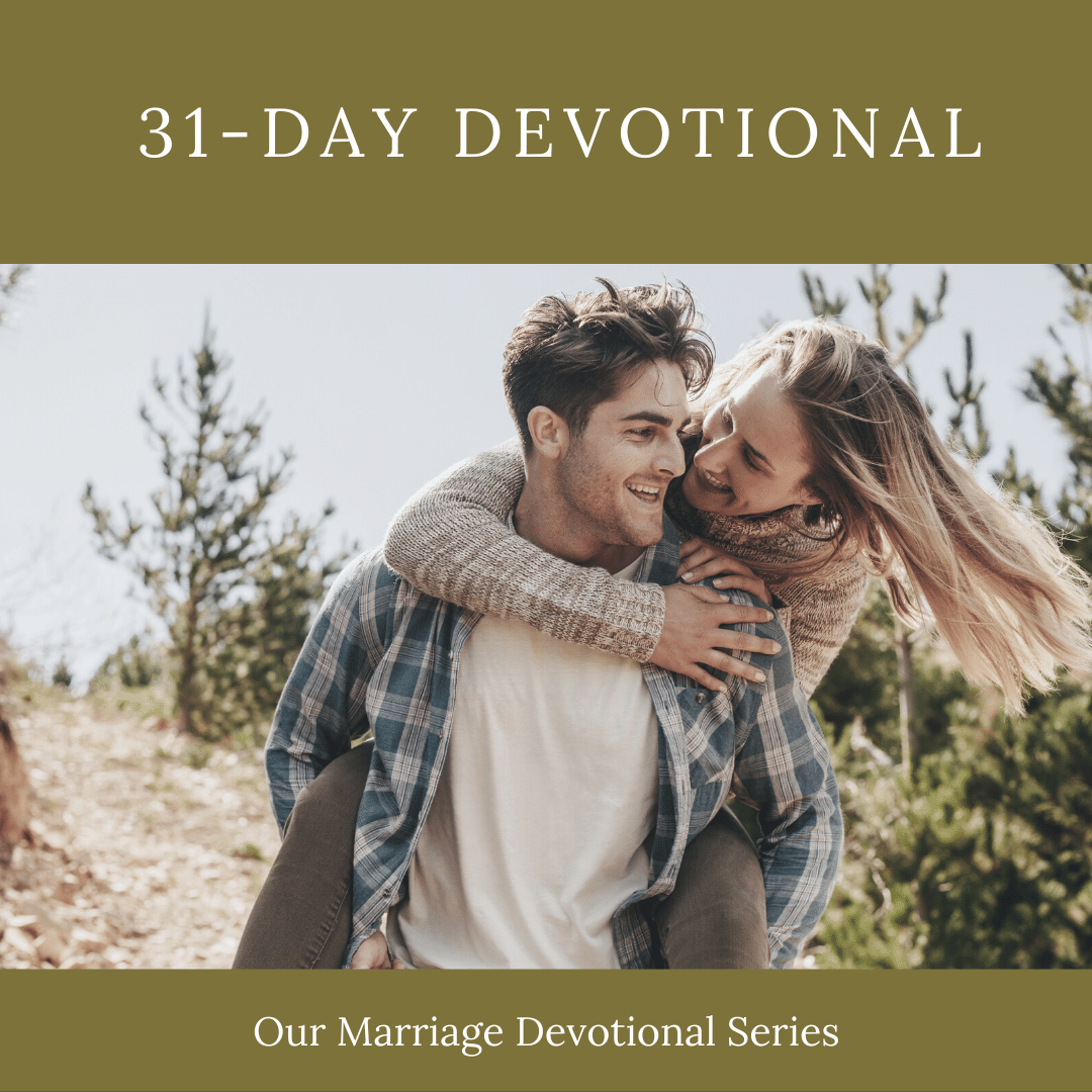 31 Day Devotional Couples