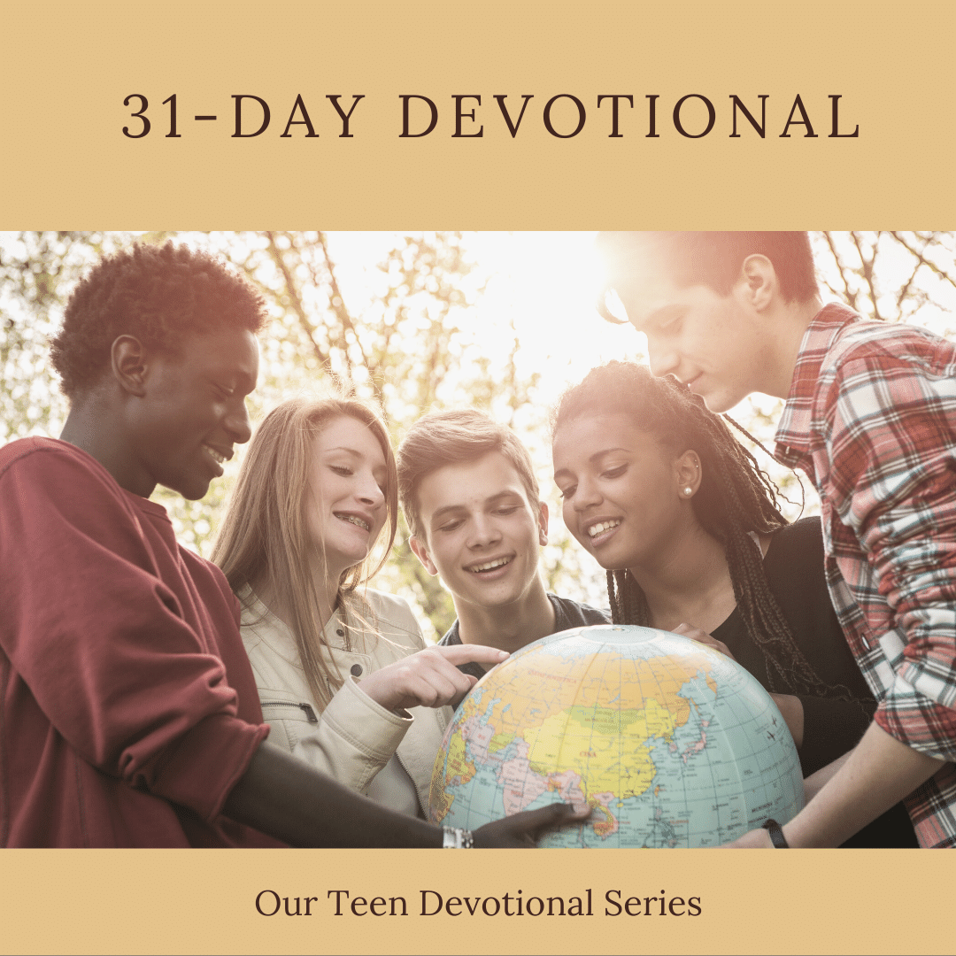 Video Channel_ 31 Day Devotionals Teens