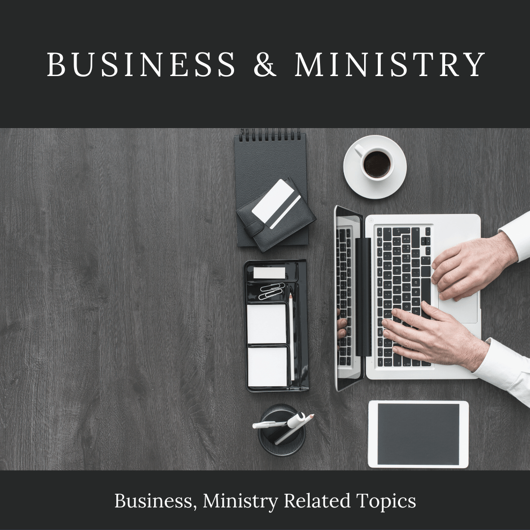 Business Ministry Related