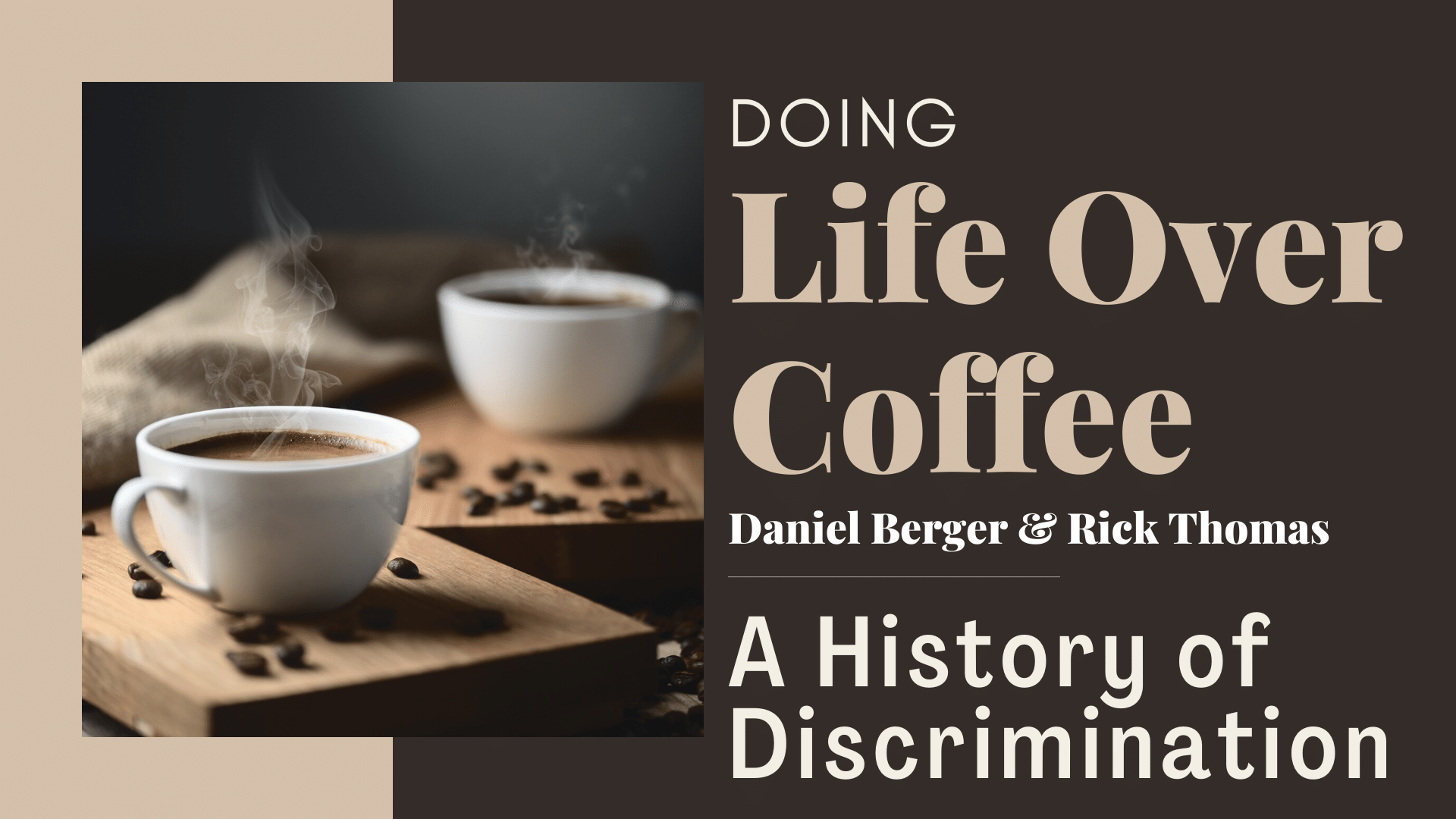 A History of Discrimination