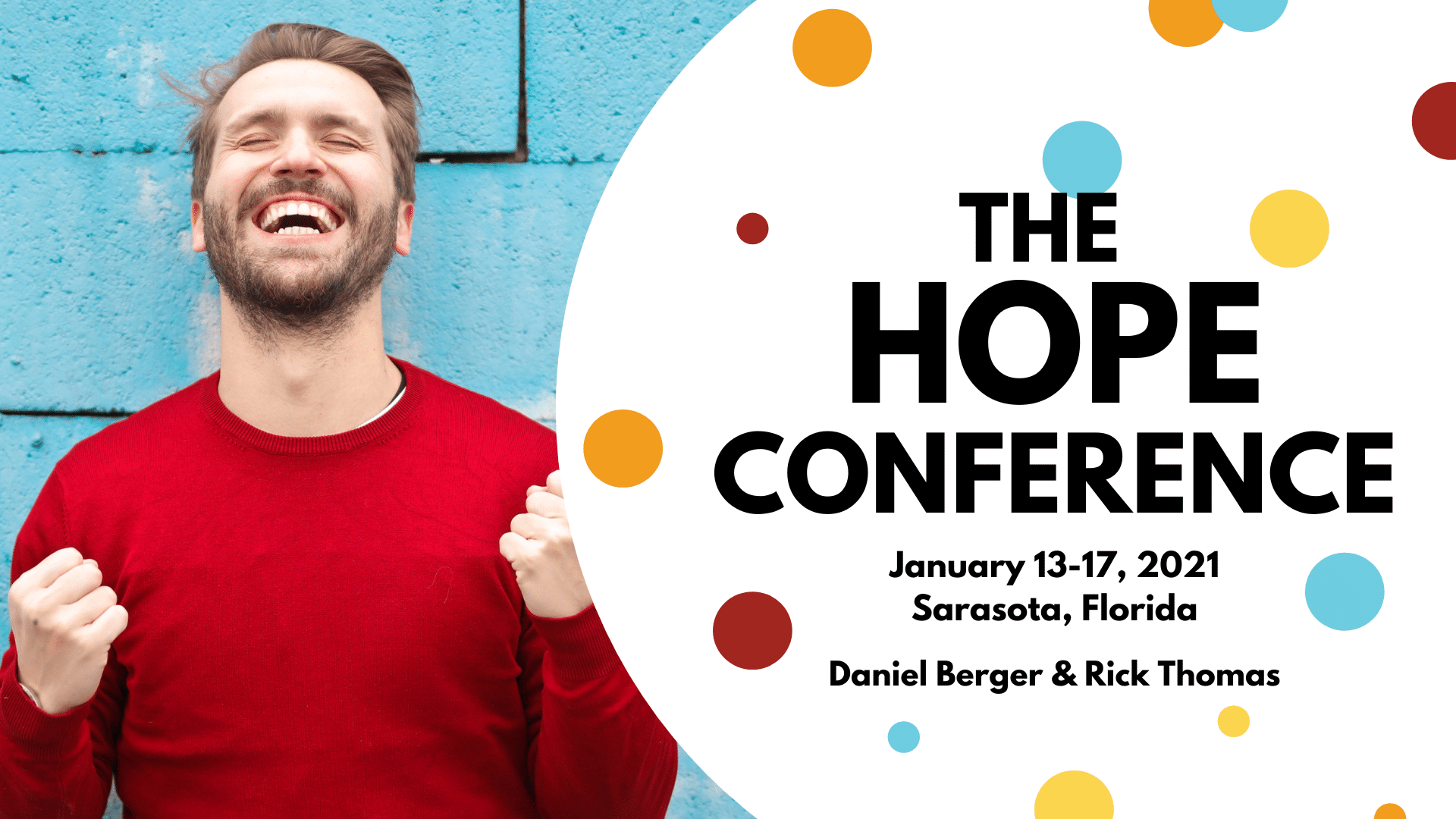 Hope Conference, January 2021