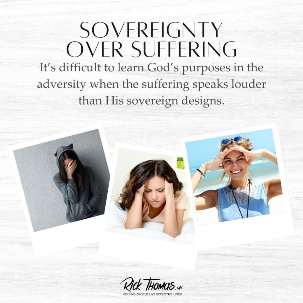 Sovereignty Over Suffering