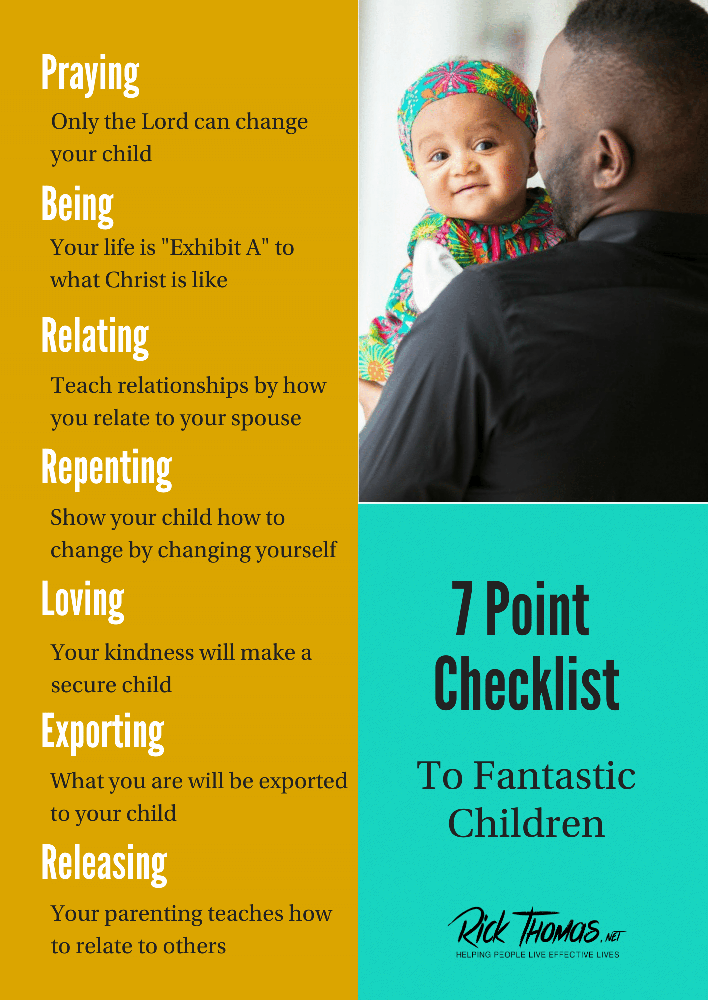 7-Point Parenting Checklist