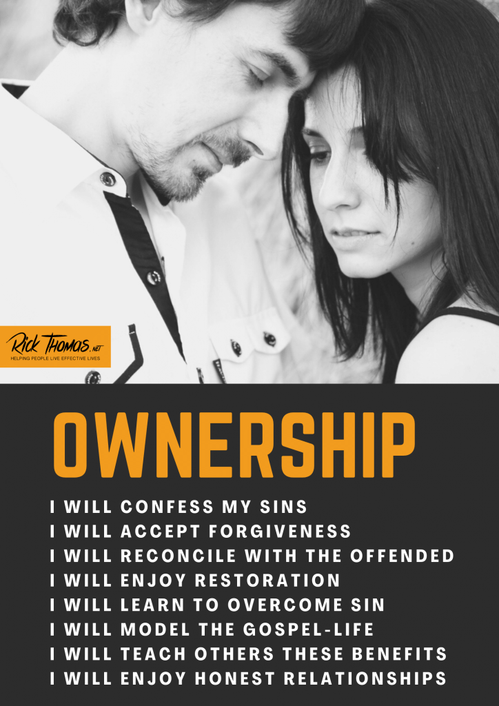 Ownership of Your Marriage