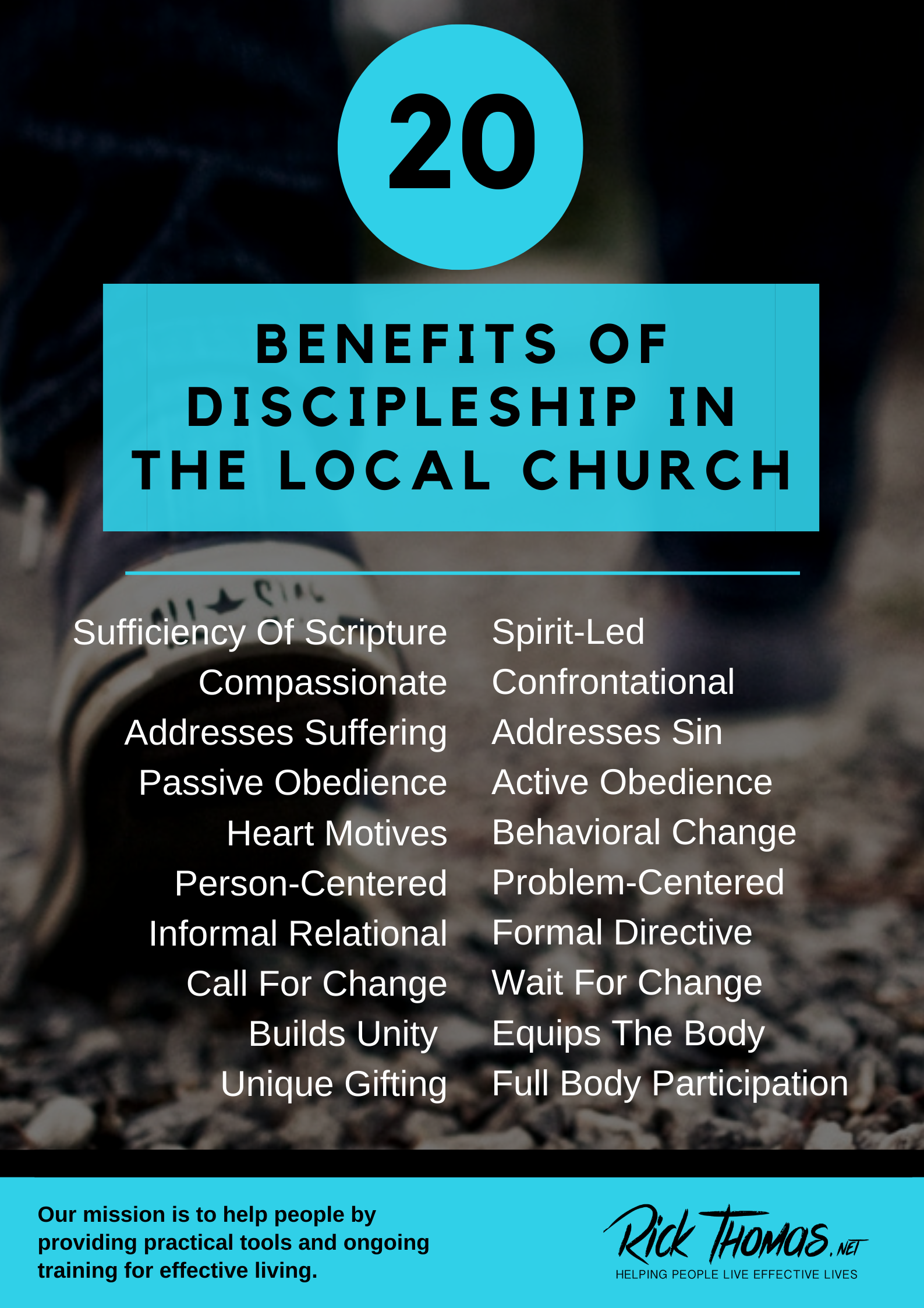 Benefits Of Discipleship In The Local Church