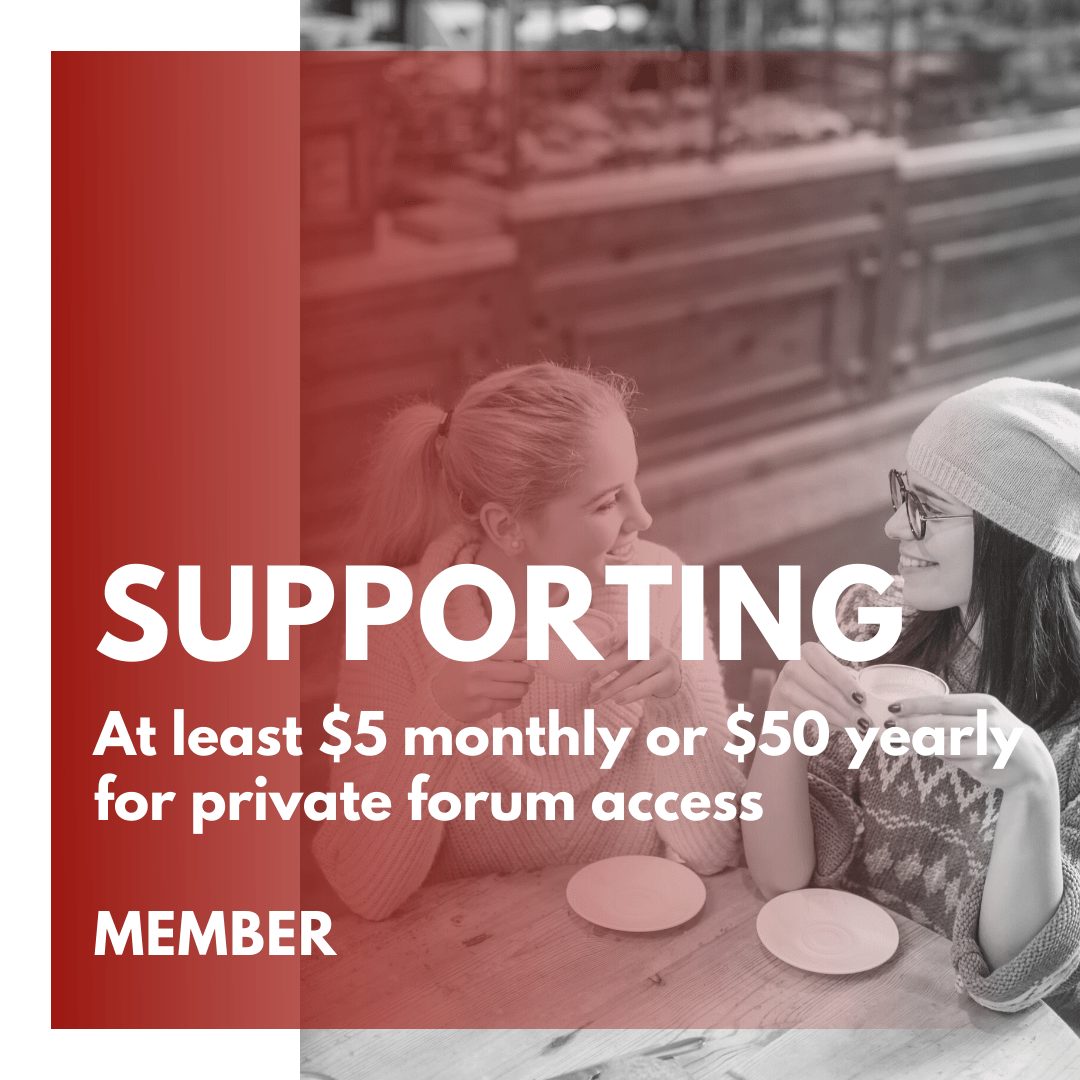 Supporting Memberships