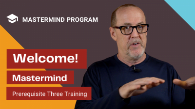 MM Prerequisite Three Training