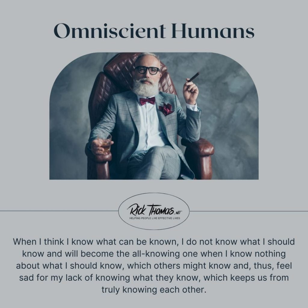 Omniscient Humans