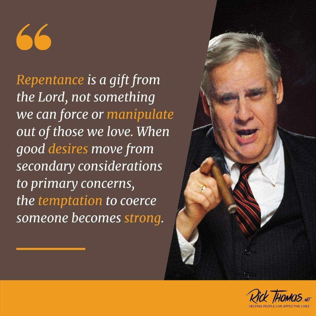 Repentance Is a Gift