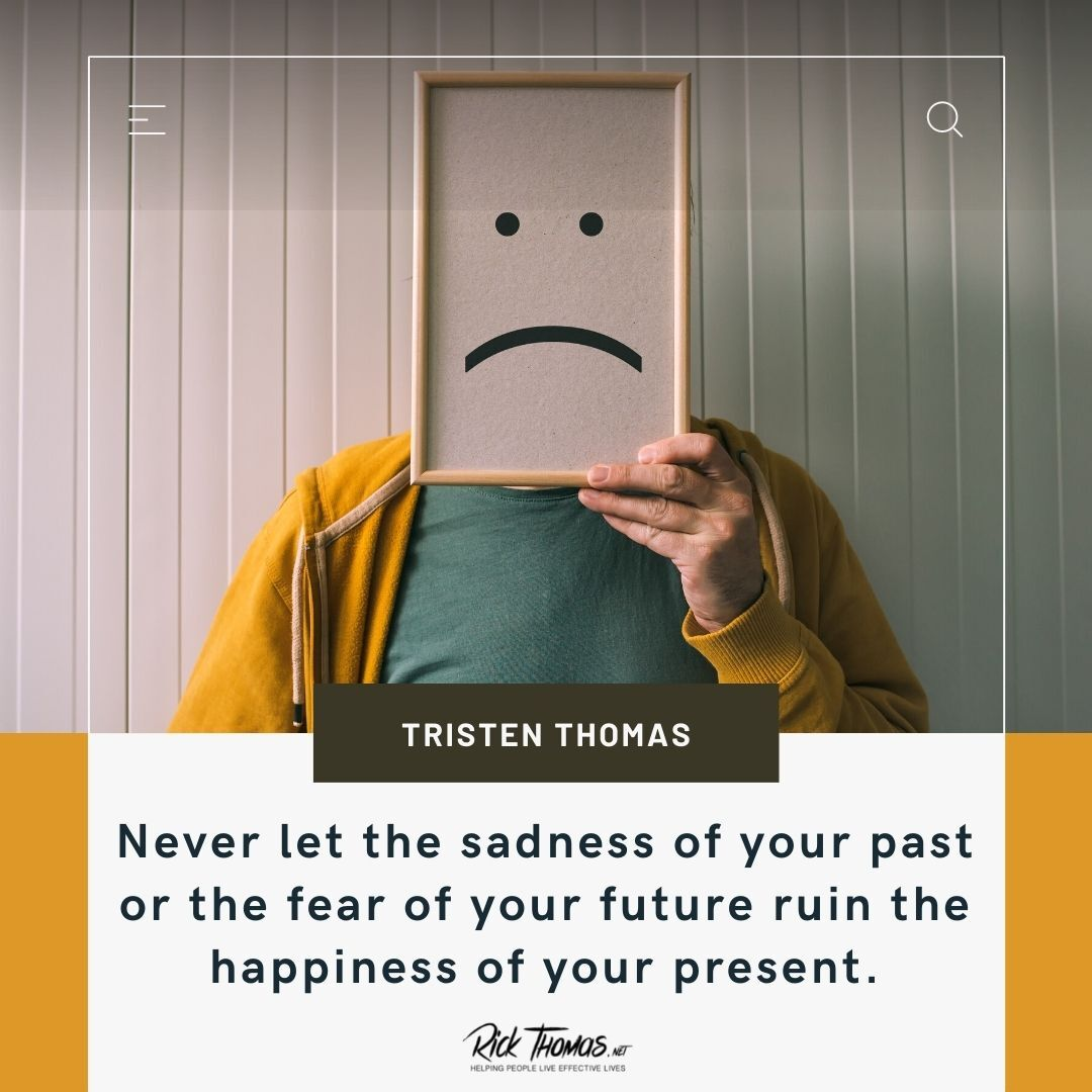 Sadness of Your Past