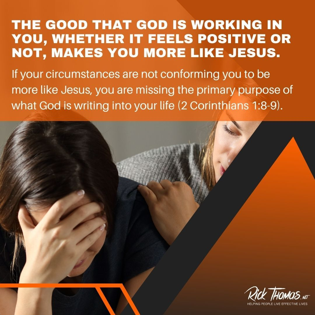 The Good God Is Doing